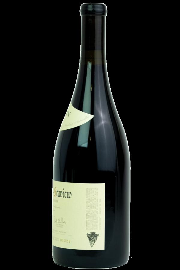 RAEN Winery, Carlo & Dante Mondavi, Fort-Ross Seaview, fles foto, product foto, wijnfles
