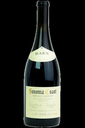 RAEN Winery, Carlo & Dante Mondavi, Royal St. Robert, fles foto, product foto, wijnfles