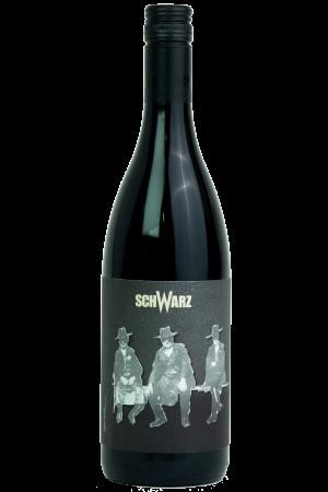 Kumarod Rot, Weingut Schwarz, Productfoto fles, wijnfles