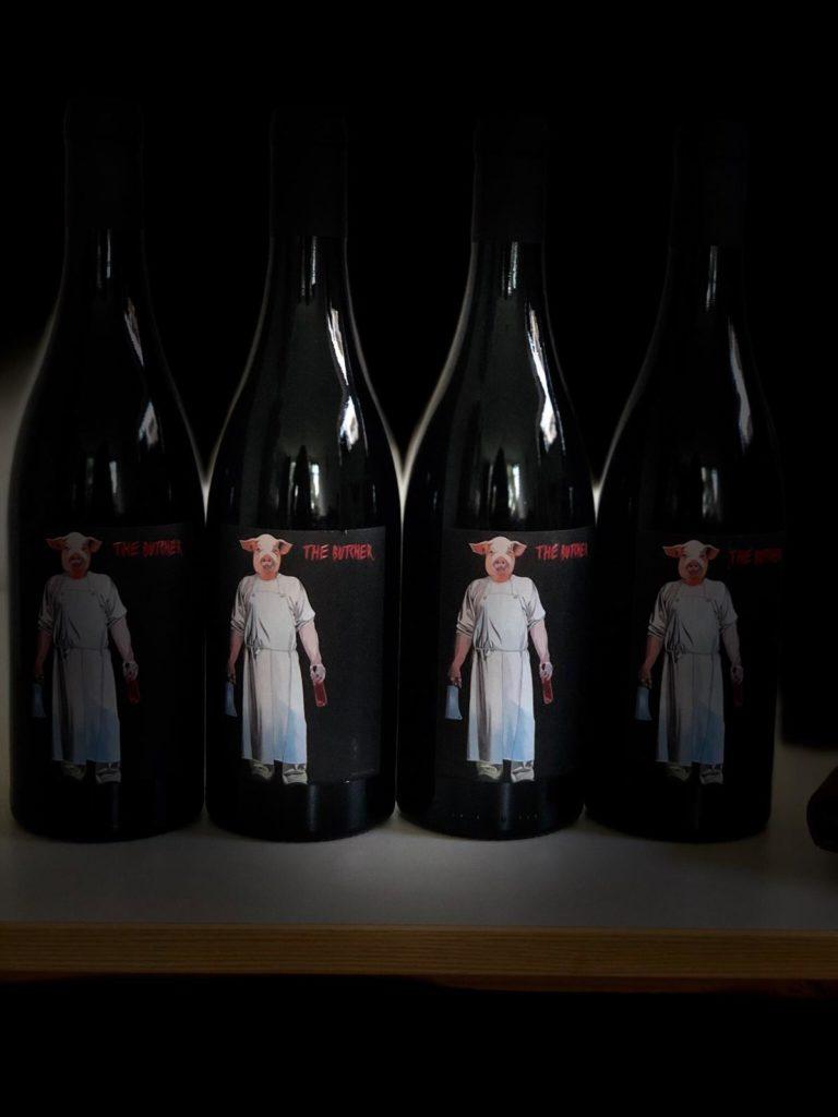 Weingut Schwarz, Butcher, Austria, Burgenland BUTCHER WINE, Creative Butcher