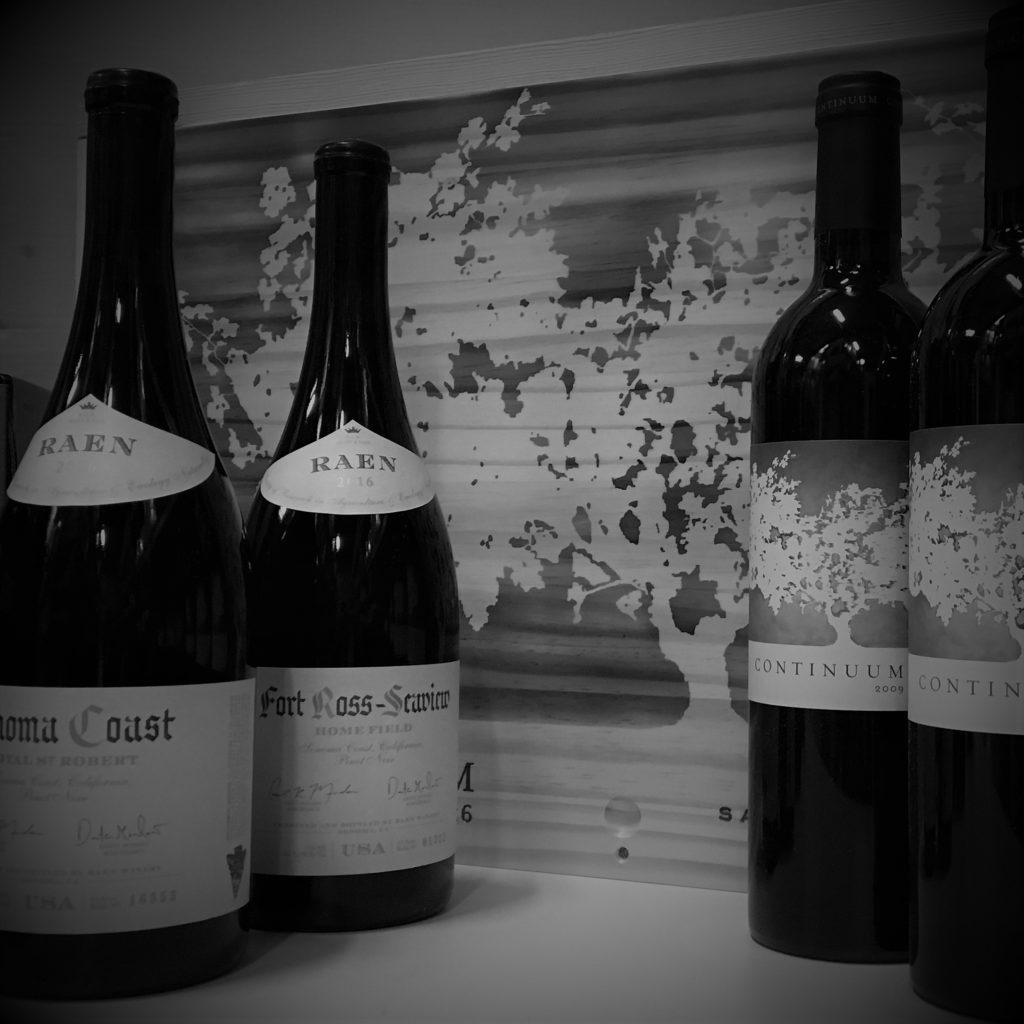 Carlo en Dante Mondavi, RAEN Winery, wijngaard, wijnmakers, wijnboer. Continuum Estate