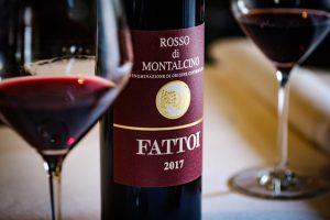 productfoto, wijnfles, contentfoto, Fattoi Rosso Montalcino