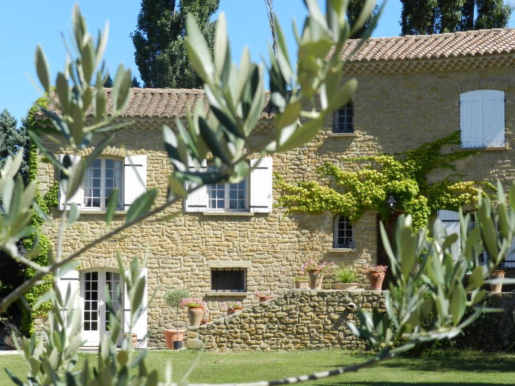 foto van het wijnhuis / hotel van Chateau Mourre du Tendre