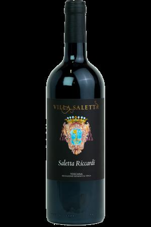 Villa Saletta Riccardi, fles foto, wijnfles , productfoto