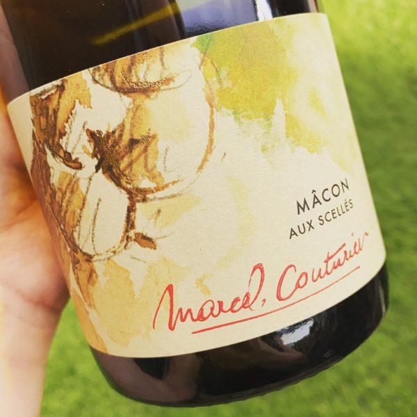 flesfoto, macon, bourgogne, wijnfles, wijn.