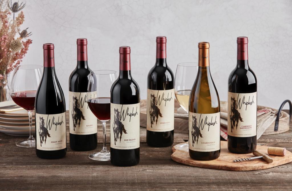 Whiplash wijnen