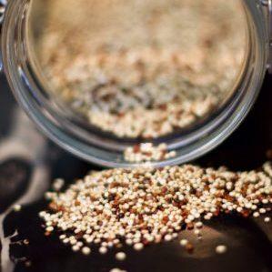 quinoa, wat eten we vandaag