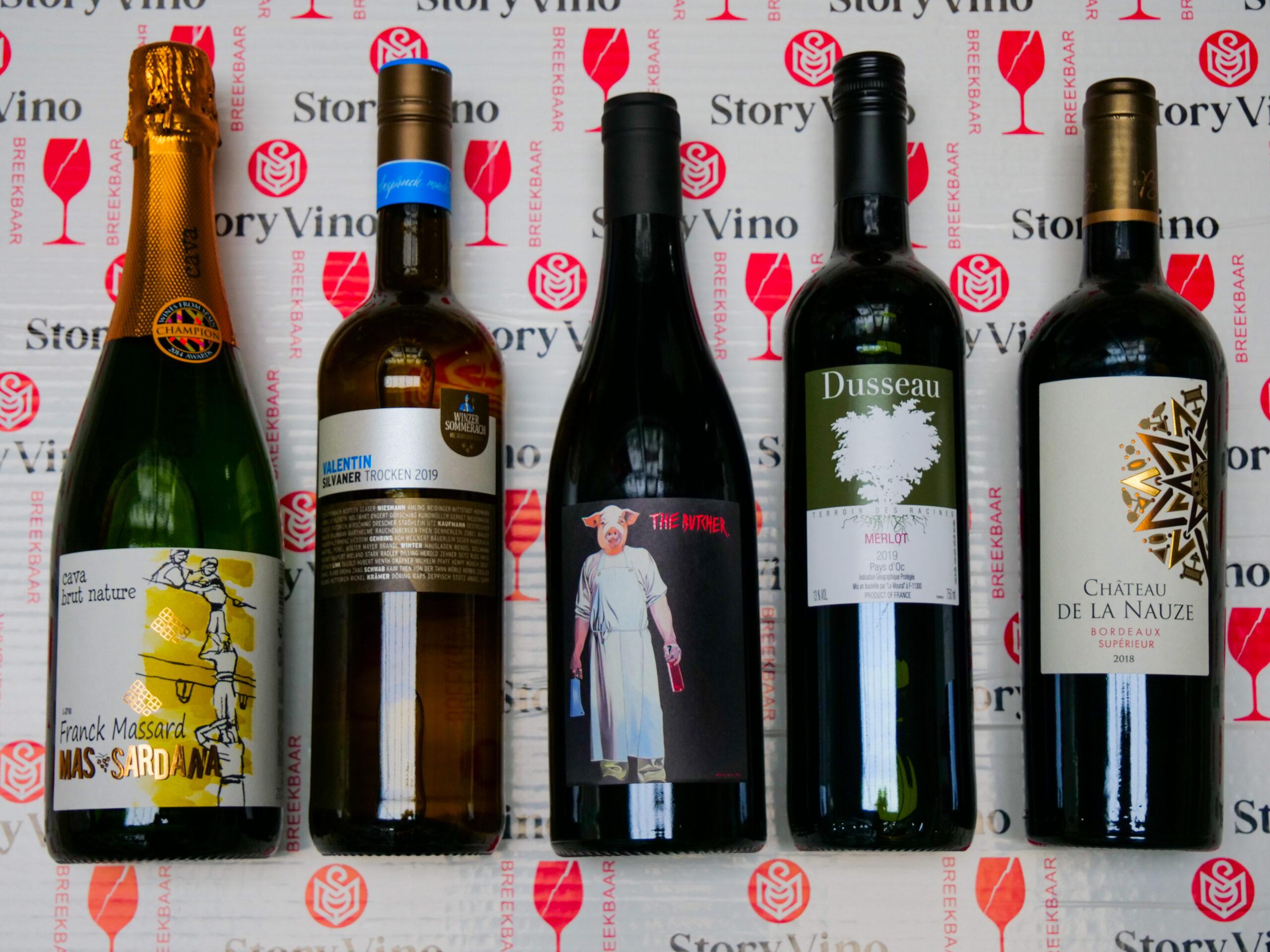 Wijnvriend maand 1