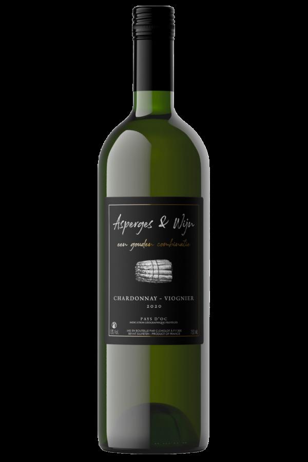 Chardonnay Viognier Asperge wijn